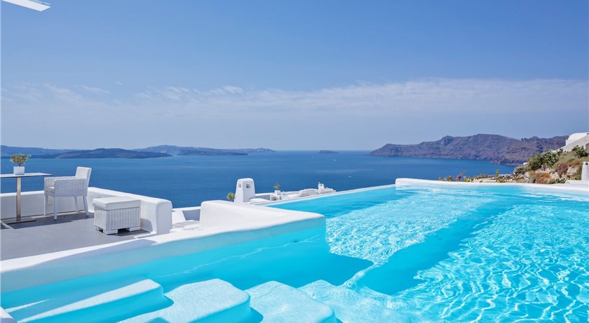 CANAVES OIA HOTEL in Santorini - 2019 Prices,VIDEO,Ratings - Book Now