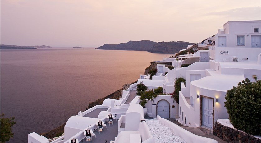 Canaves Oia Hotel Hotels In