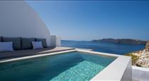Echoes Luxury Suites by Canvas, hotels in Oia