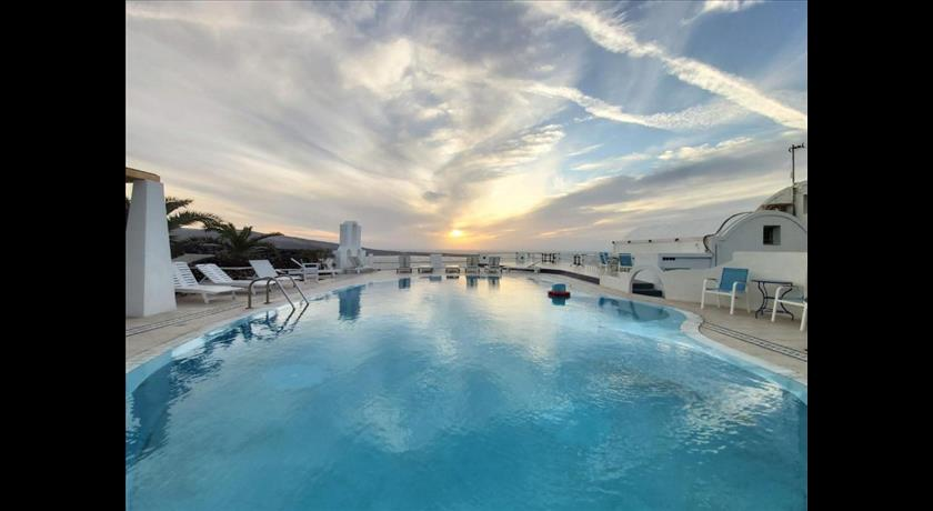 Ether Studios, Hotel in Oia, Greece - Santorini View