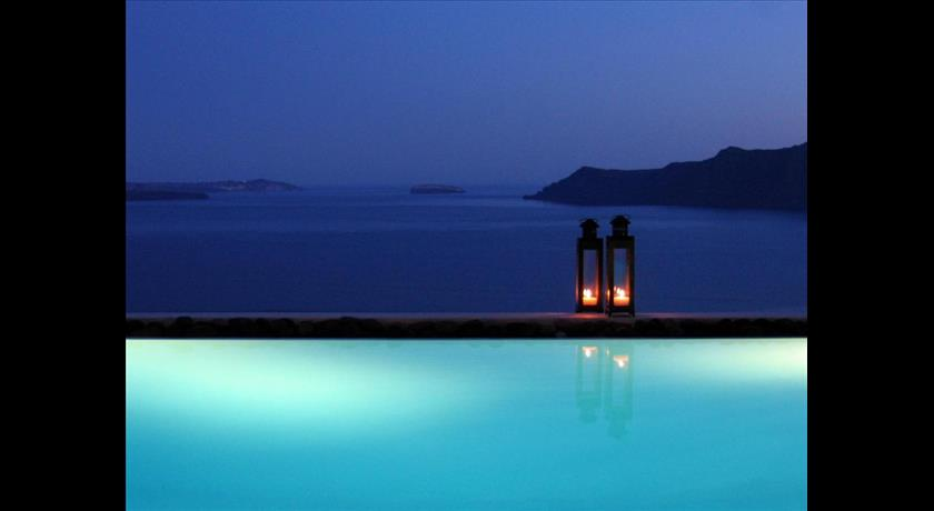 Grand Canava, Hotels in Oia, Greece - Santorini View