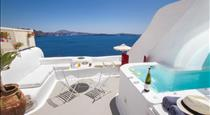 Hector Cave House, hotels in Oia