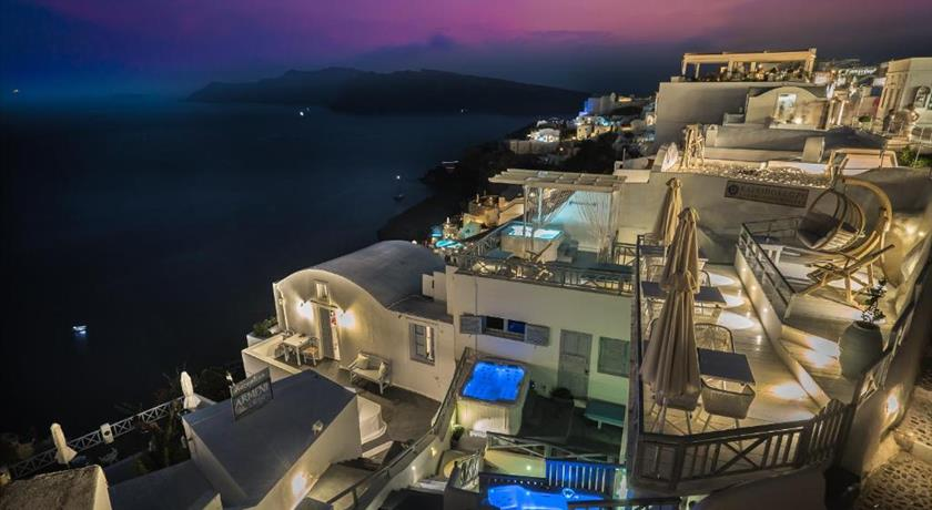 KALEIDOSCOPE CAVE HOUSES in Santorini - 2019 Prices,Photos,Ratings - Book Now