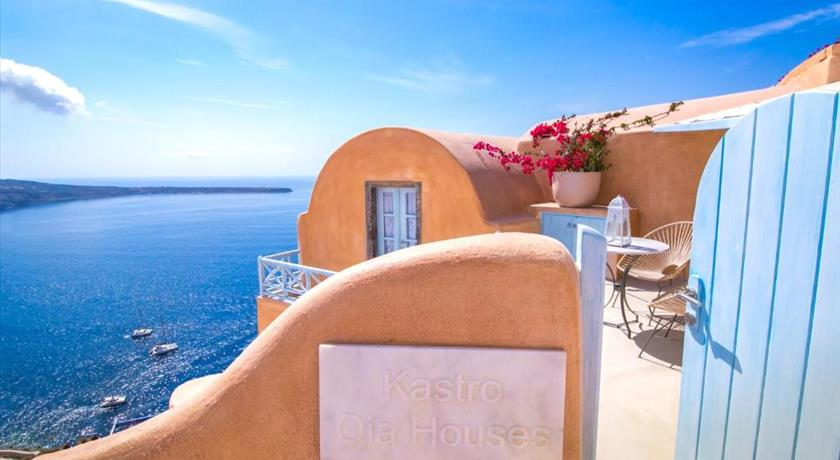 KASTRO OIA HOUSES in Santorini - 2019 Prices,Photos,Ratings - Book Now