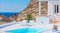 Katharos Pool Villas, hotels in Oia