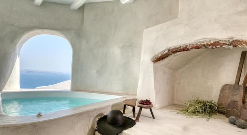 MARBLE SUN VILLA WITH JACUZZI BY CALDERA HOUSES in Santorini - 2019 Prices,Photos,Ratings - Book Now