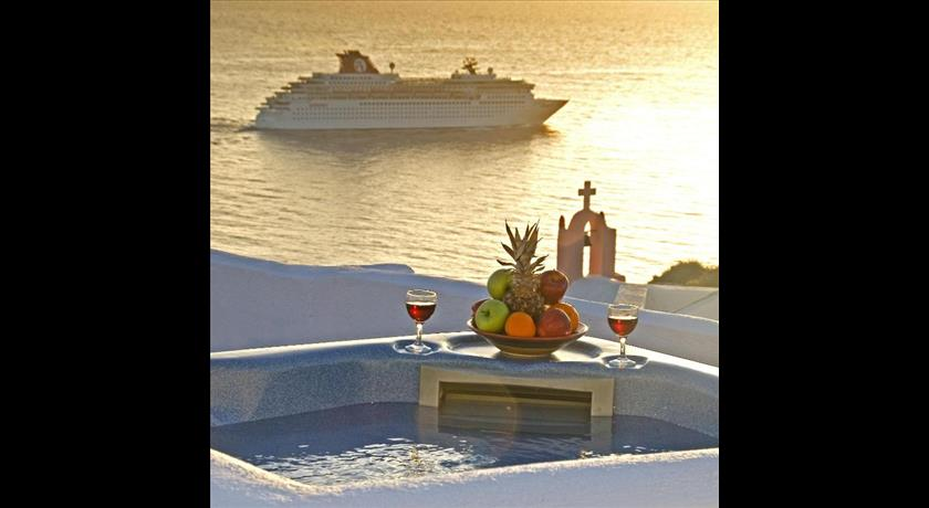 Marizan Caves & Villas, Hotels in Oia Caldera - Santorini View