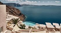 Mystique, Hotels in Oia Caldera - Santorini View