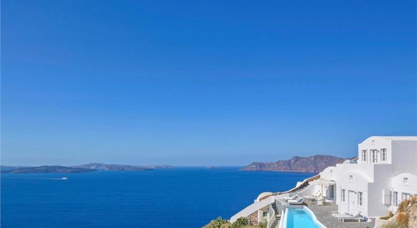 OIA VILLA SLEEPS 8 POOL AIR CON WIFI in Santorini - 2019 Prices,Photos,Ratings - Book Now