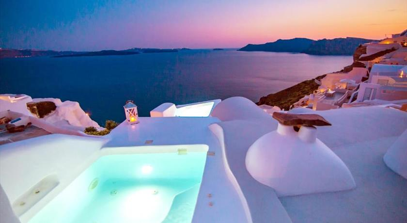 Onar Villas, Hotels in Oia, Greece - Santorini View