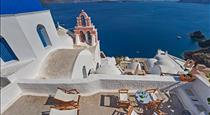 Opuntia Traditional Cave House, hotels in Oia