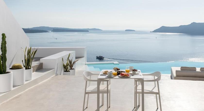 SAINT LEGENDARY SUITES & SPA in Santorini - 2019 Prices,Photos,Ratings - Book Now