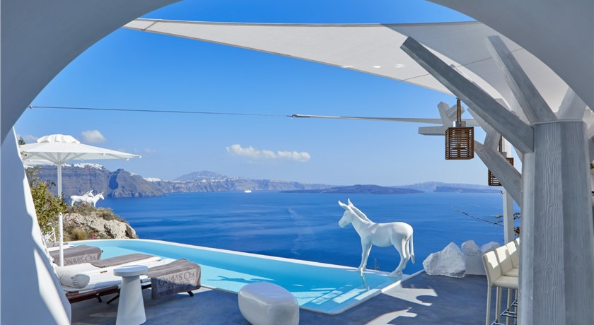 CANAVES OIA SUNDAY SUITES in Santorini - 2019 Prices,VIDEO,Ratings - Book Now