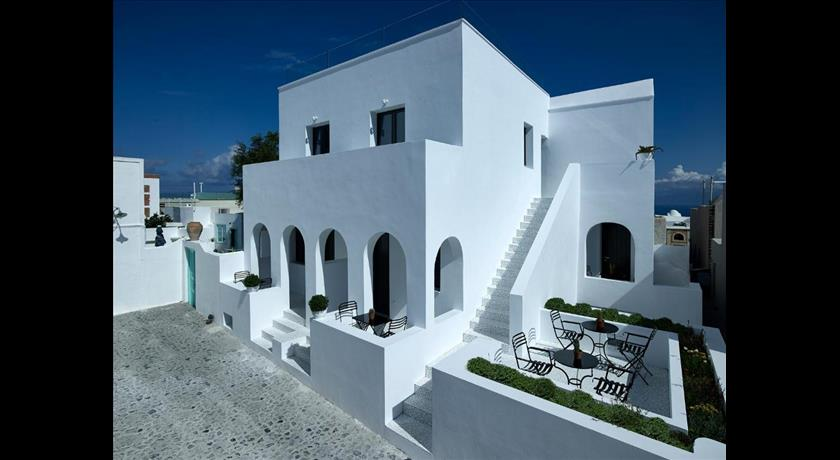 The Arches, Hotels in Oia, Greece - Santorini View
