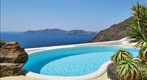 The Architect's house, hotels in Oia