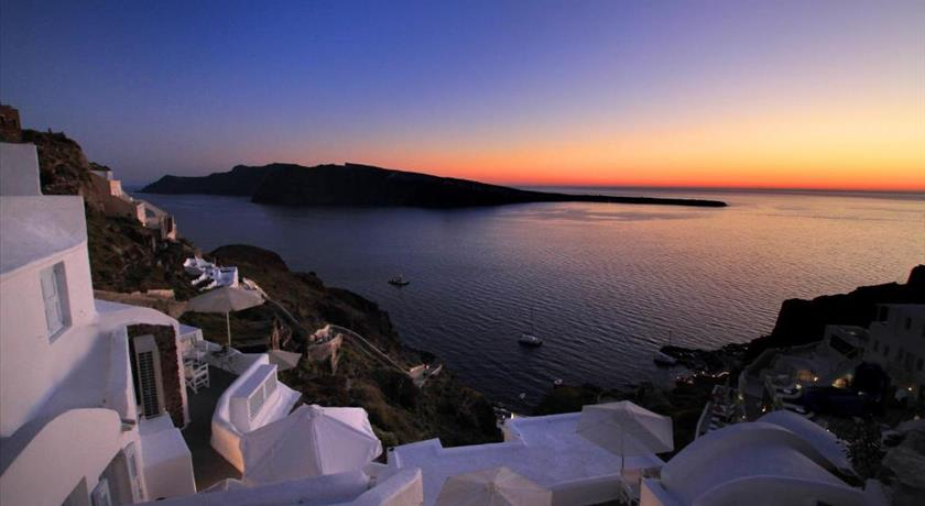 VIP Suites, Hotels in Oia, Greece - Santorini View