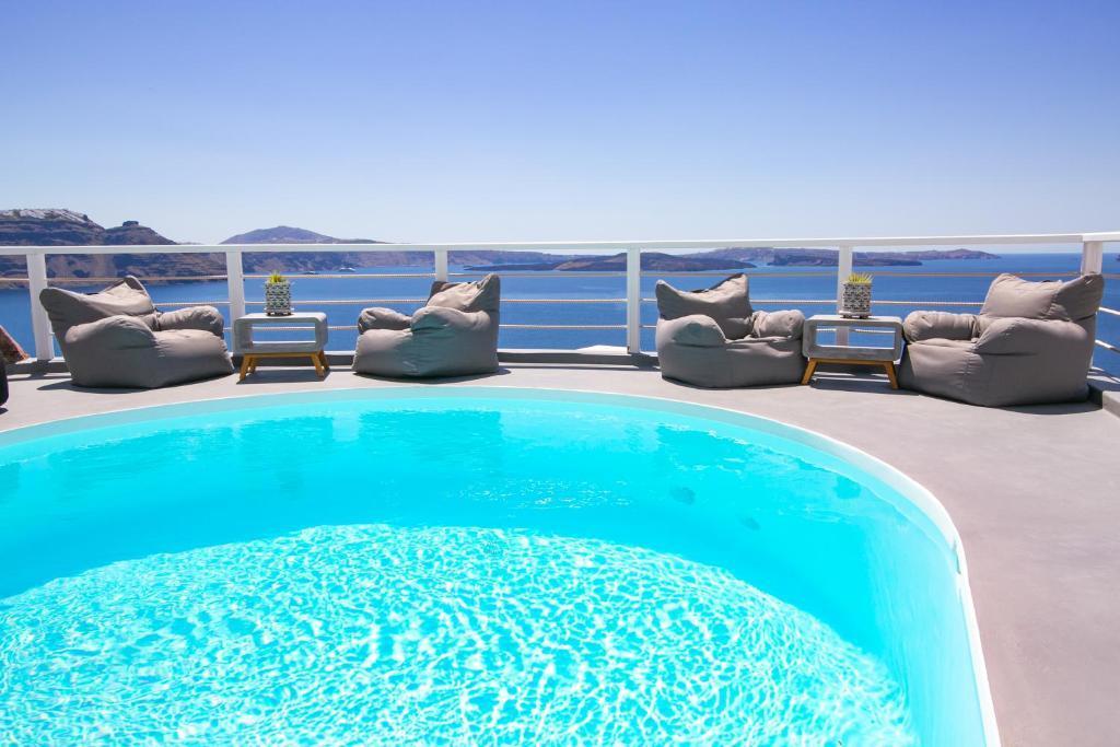 White Pearl Villas In Santorini 2020 Prices Photos