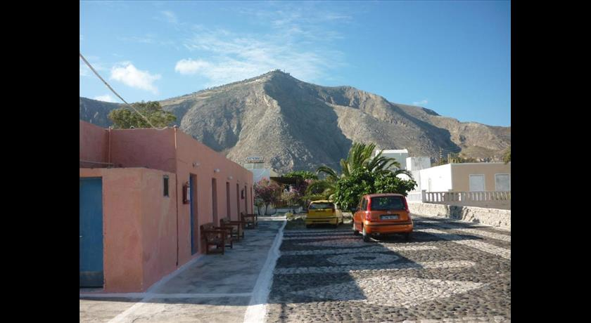 Agios Antonios, Hotel in Perissa, Greece - Santorini View