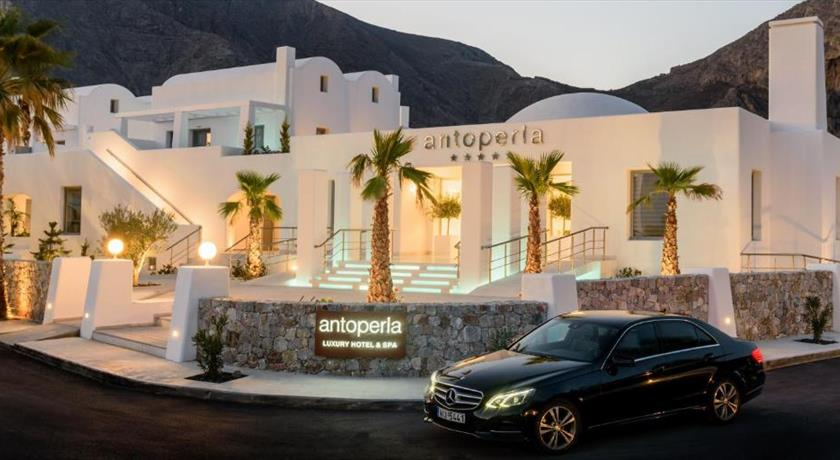 ANTOPERLA LUXURY HOTEL & SPA in Santorini - 2019 Prices,Photos,Ratings - Book Now