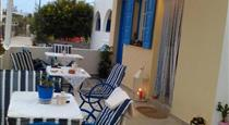 Blue Island Studios & Apartments, hotels in Perissa