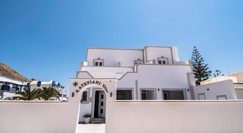 KATEFIANI VILLAS in Santorini - 2019 Prices,Photos,Ratings - Book Now
