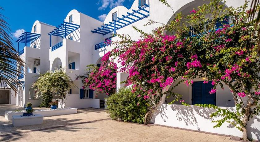 Margarenia Studios, Hotels in Perissa, Greece - Santorini View