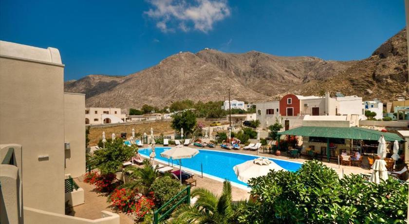 Phevos Villa, Hotels in Perissa, Greece - Santorini View
