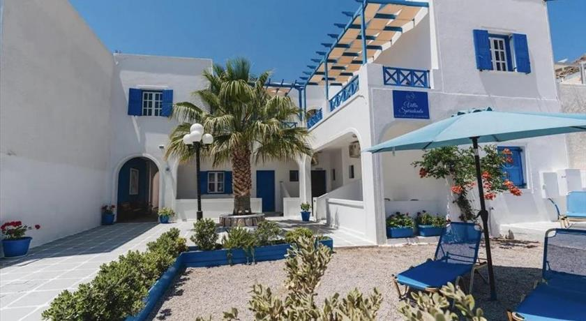 SPIRIDOULA VILLA in Santorini - 2019 Prices,Photos,Ratings - Book Now