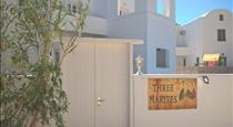 Three Harites, hotels in Perissa