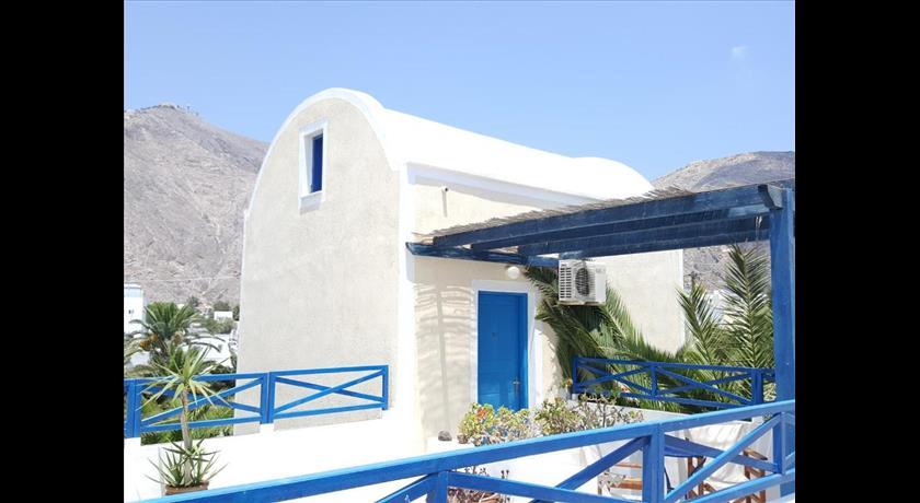 Villa Spyros, Hotels in Perissa, Greece - Santorini View