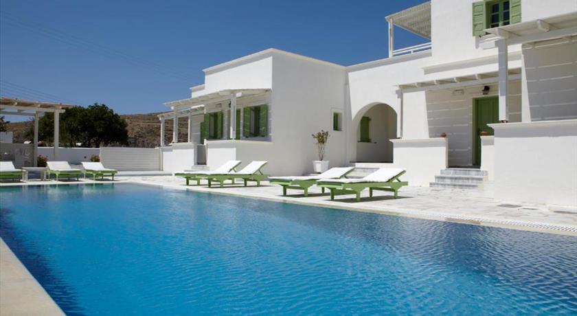 Ambeli Apartments, Hotels in Perivolos, Greece - Santorini View