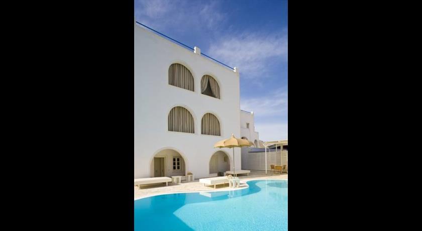 Anemos Beach Lounge Hotel, Hotels in Perivolos, Greece - Santorini View