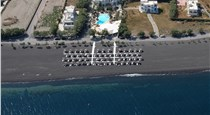 Atlantis Beach Villa, hotels in Perivolos