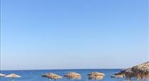 Cyclops Beach Apartments, hotels in Perivolos