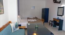 Honeymoon Beach Apartments, hotels in Perivolos