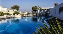Sea View Hotel, hotels in Perivolos