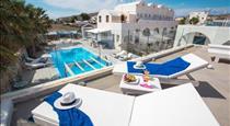 Iliada Hotel, hotels in Perivolos