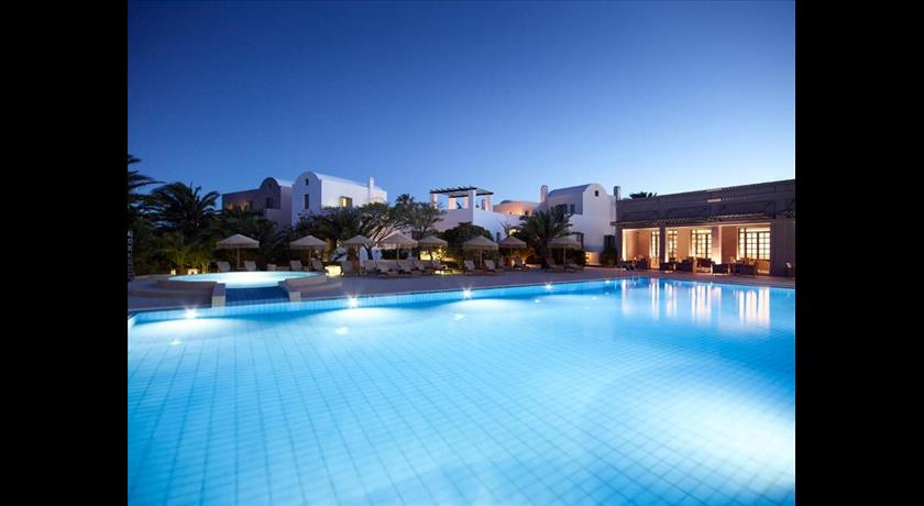 9 Muses Santorini Resort, Hotels in Perivolos, Greece - Santorini View