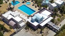 9 Muses Santorini Resort, hotels in Perivolos