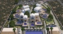 Sea Breeze Luxury Resort, hotels in Perivolos