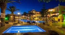 Smaragdi Hotel, hotels in Perivolos