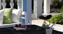 Villa Markezinis, hotels in Perivolos