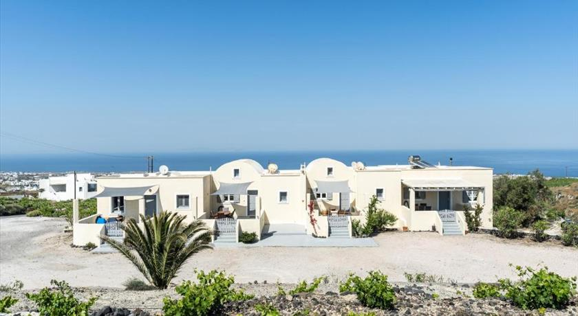 AMPELOS EXECUTIVE HOUSES in Santorini - 2019 Prices,Photos,Ratings - Book Now