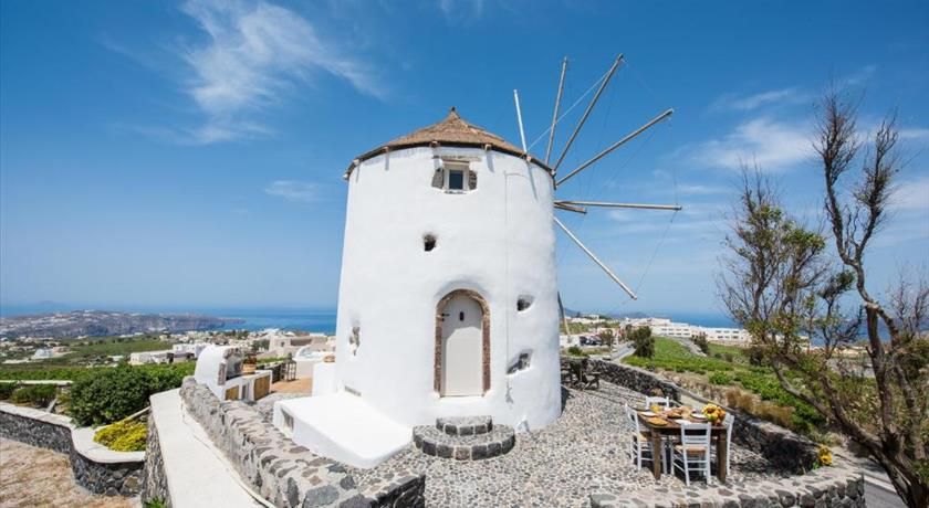 ANEMOSCOPE WINDMILL VILLA in Santorini - 2019 Prices,Photos,Ratings - Book Now
