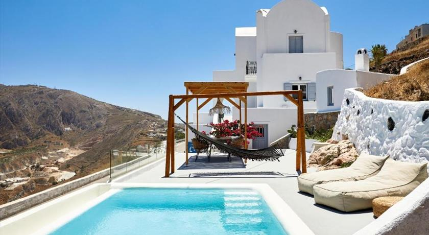 BLUEWHITE VILLA SANTORINI in Santorini - 2019 Prices,Photos,Ratings - Book Now