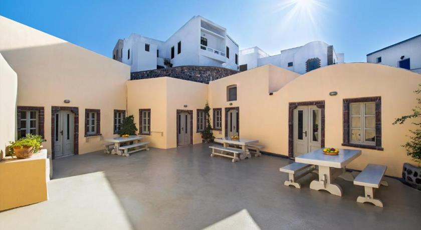 Filotimo, Hotels in Pyrgos, Greece - Santorini View