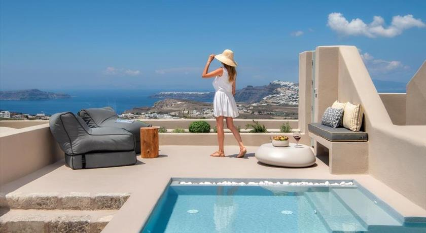 HALCYON DAYS SUITES in Santorini - 2021 Prices,Photos,Ratings - Book Now