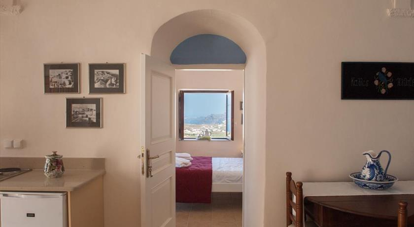 Norte View, Hotels in Pyrgos, Greece - Santorini View