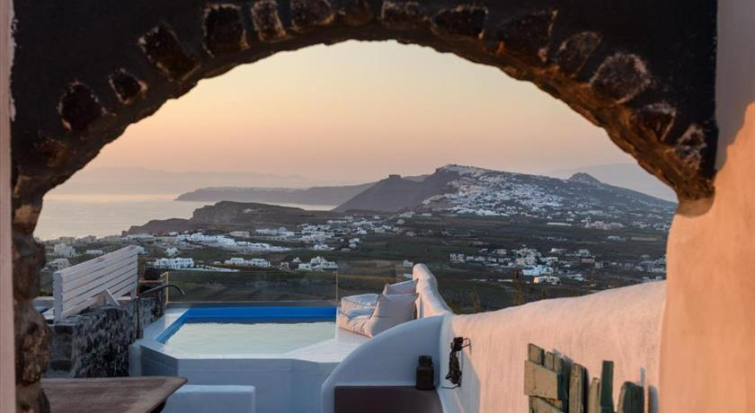 PYRGOS 1870, A RESTORED WINERY in Santorini - 2019 Prices,Photos,Ratings - Book Now