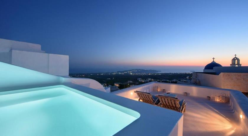 Sensation Villa - by Senses Collection, Hotels in Pyrgos, Greece - Santorini View